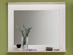 Zrkadlo s policou Romance