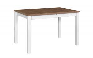 Rozkladací jedálenský stôl Hannes 120 x 80 cm