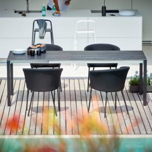 Rozťahovací záhradný stôl LUX EXCELL