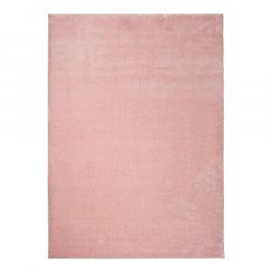 Ružový koberec Universal Montana, 140 × 200 cm