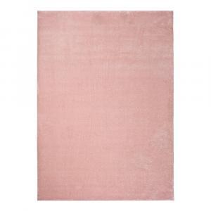 Ružový koberec Universal Montana, 80 × 150 cm