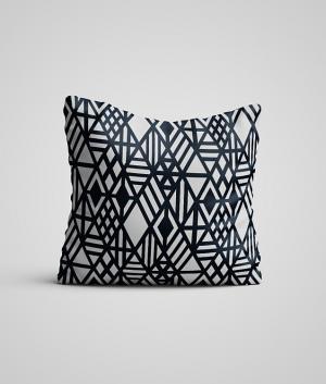 Šablóna na textil Abstract STV023