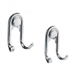Sada 2 háčikov Wenko Double Hook Style