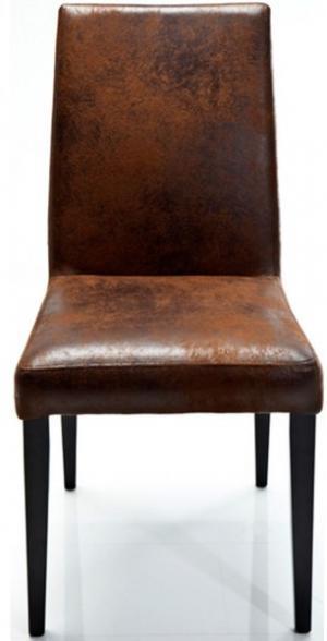 Sada 2 ks − Polstrovaná stolička Casual Vintage