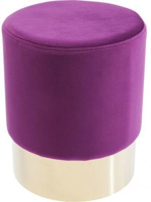 Sada 2 ks − Stolička Cherry Purple Brass 35 cm