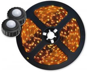 SADA 2x LED Pásik 1,5 m + senzor 2xLED/7,2W/230V