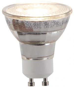 Sada 5 GU10 3-stupňových stmievateľných LED žiaroviek 5W 300lm