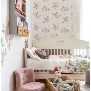 Sada nástenných samolepiek Dekornik Magnolias