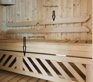 Sada operadiel pre saunu PERHE 1515