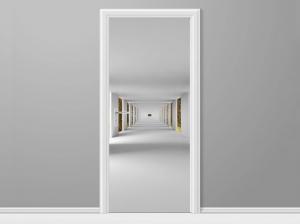 Samolepiaca fólia na dvere Chodba a tajomný vesmír 95x205cm ND4771A_1GV