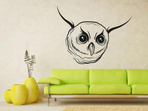 Samolepka na zeď Pták 005