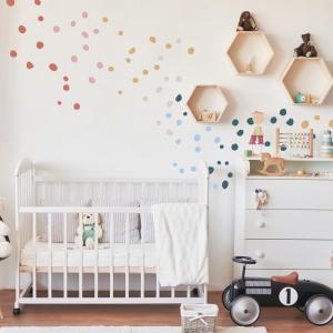 Samolepky Fliačiky na stenu do detskej izby