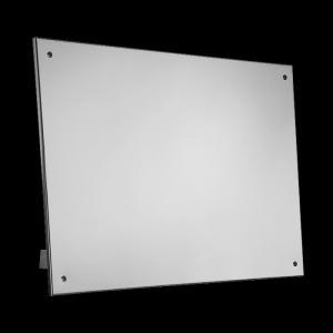 Sanela - Nerezové zrkadlo sklopné pre telesné postihnutých (400 x 600 mm)