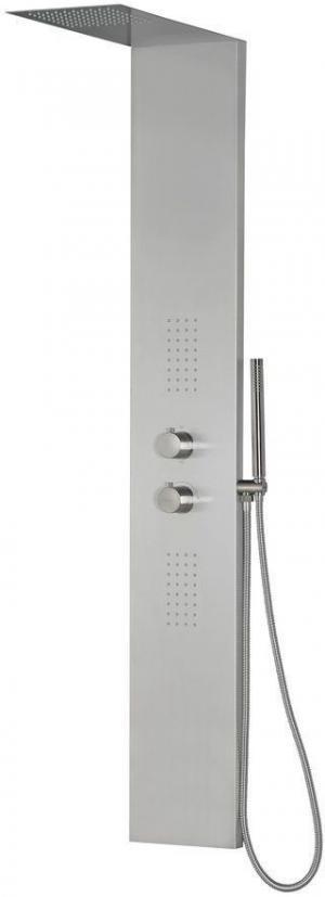SAPHO - GRACE sprchový panel 200x1450 mm, nerez (WN326)