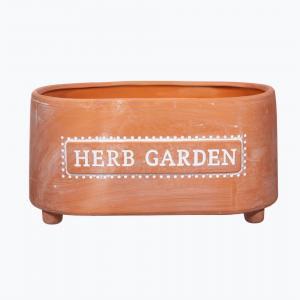 sass & belle Obal na květináč Herb Garden