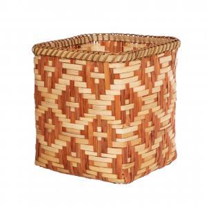 sass & belle Úložný kôš Terracotta Bamboo