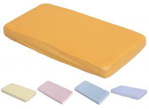 SC Nepriepustná plachta Tencel 120x60 Farba: Oranžová