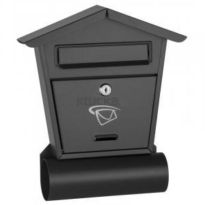 SDT1 schránka listová, Čierna