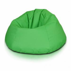 Ecopuf Sedací vak ECOPUF - MAXI - polyester NC2 - Zelená