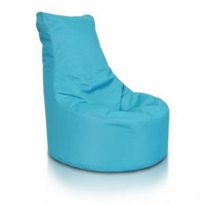 Ecopuf Sedací vak ECOPUF - SEAT L - polyester NC7 - Tyrkysová
