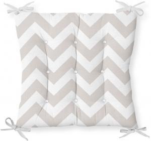 Sedák s prímesou bavlny Minimalist Cushion Covers Geometric, 40 x 40 cm