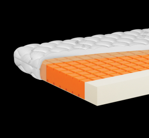 Segum matrac BABY premium 120x60cm