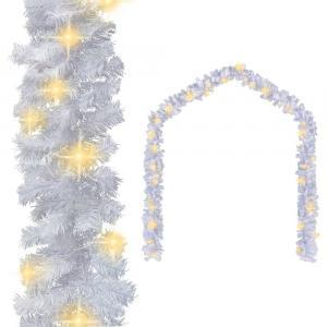 shumee Vianočná girlanda s LED svetielkami 10 m, biela