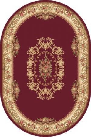 Sintelon koberce Kusový koberec ovál Solid 01 CCC - 160x230 cm