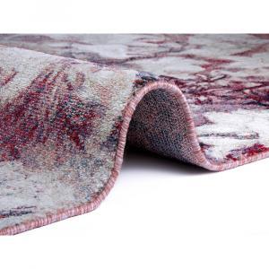 Sivo-ružový koberec Mint Rugs Symphony, 80 x 150 cm
