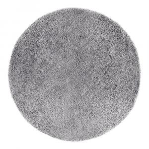 Sivý koberec Universal Aqua Liso, ø100cm