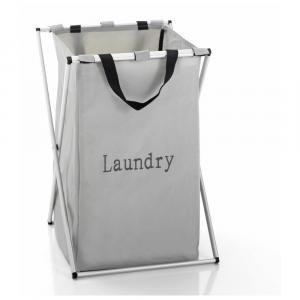 Sivý kôš na bielizeň Tomasucci Laundry