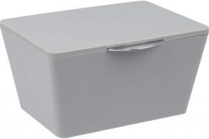 Sivý kúpeľňový box Wenko Brasil