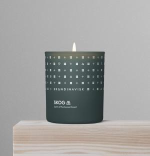 SKANDINAVISK Vonná sviečka SKOG (les) 200 g