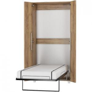 Sklápacia posteľ Teddy 90 craft zlatý