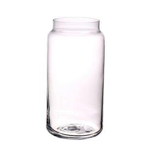 DUIF Sklenená váza ALIDA 20cm