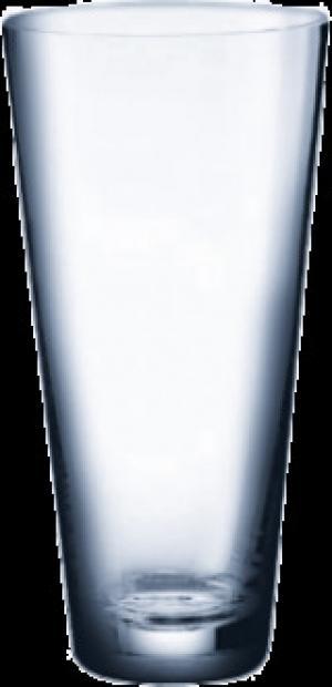 Skleněná váza Ambiente 300 mm, kónická, Rona