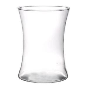 DUIF Sklenená váza OTIS 19cm