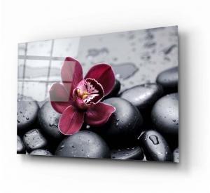 Sklenený obraz Insigne Lily