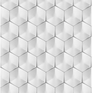 Sklenený panel 60/60 Polar Hex Esg