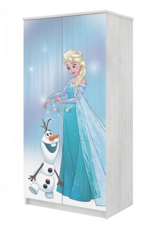 Skriňa do detskej izby Disney Frozen 80