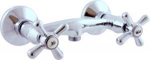 SLEZAK-RAV - Vodovodní baterie sprchová MORAVA, Barva: zlato, Rozměr: 150 mm (MK180.5Z)