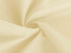 SN Bavlnené obliečky Klarisa - krémové Rozmer: 200x220