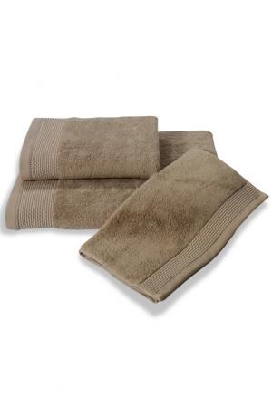 Soft Cotton Bambusový uterák BAMBOO 50x100 cm. Bambusový uterák BAMBOO 50x100 cm z bambusového vlákna. Absorpcia u bambusového vlákna je 4x lepšia ako u bavlny a ich mäkkosť je neporovnateľná. Béžová