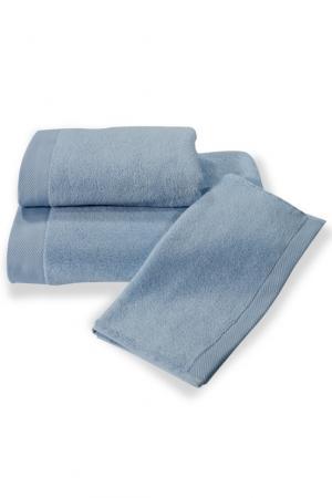 Soft Cotton Malý uterák MICRO COTTON 32x50 cm. Malý froté uterák MICRO COTTON 32x50 cm z micro bavlny je zárukou najvyššej kvality. Vlákna majú vyššiu absorpciu a udržujú farebnú stálosť. Svetlo modrá