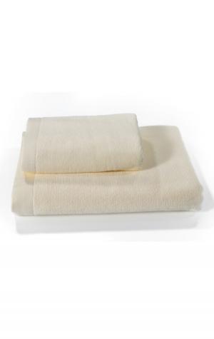 Soft Cotton Osuška LORD 85x150 cm. Froté osušky LORD zo 100% česanej bavlny zaručujú najlepšiu jemnosť a stálosť vo Vašej kúpeľni. Béžová
