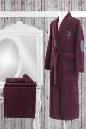 Soft Cotton Uterák LUXURY 50x100 cm. Nádherný uterák 50x100 cm LUXURY s antibakteriálnou ochranou Microban vo farbe béžovej alebo bordó je vyrobený z kvalitnej 100% bavlny o gramáži 580 g / m2. Bordo