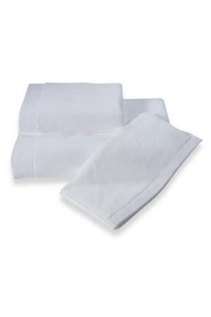 Soft Cotton Uterák MICRO COTTON 50x100 cm. Froté uteráky MICRO COTTON 50x100 cm z mikrovlákna sú veľmi jemné, savé a rýchloschnúce, vyrobené zo 100% česanej bavlny. Biela