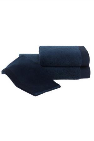 Soft Cotton Uterák MICRO COTTON 50x100 cm. Froté uteráky MICRO COTTON 50x100 cm z mikrovlákna sú veľmi jemné, savé a rýchloschnúce, vyrobené zo 100% česanej bavlny. Tmavo modrá