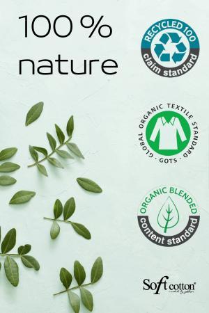 Soft Cotton Uterák SELYA 50x100 cm. Uterák SELYA je vyrobený zo 100% česanej bavlny s antibakteriálnou úpravou a jeho rozmery sú 50 x 100 cm, gramáž 580 g / m2. Smotanová