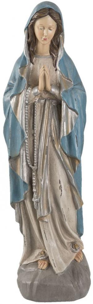 Soška panny Márie - 15*11*50 cm